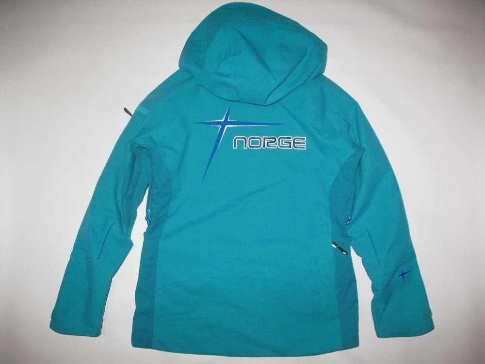 Куртка PHENIX Norway Alpine Team jacket lady (размер 38-S/M) - 4