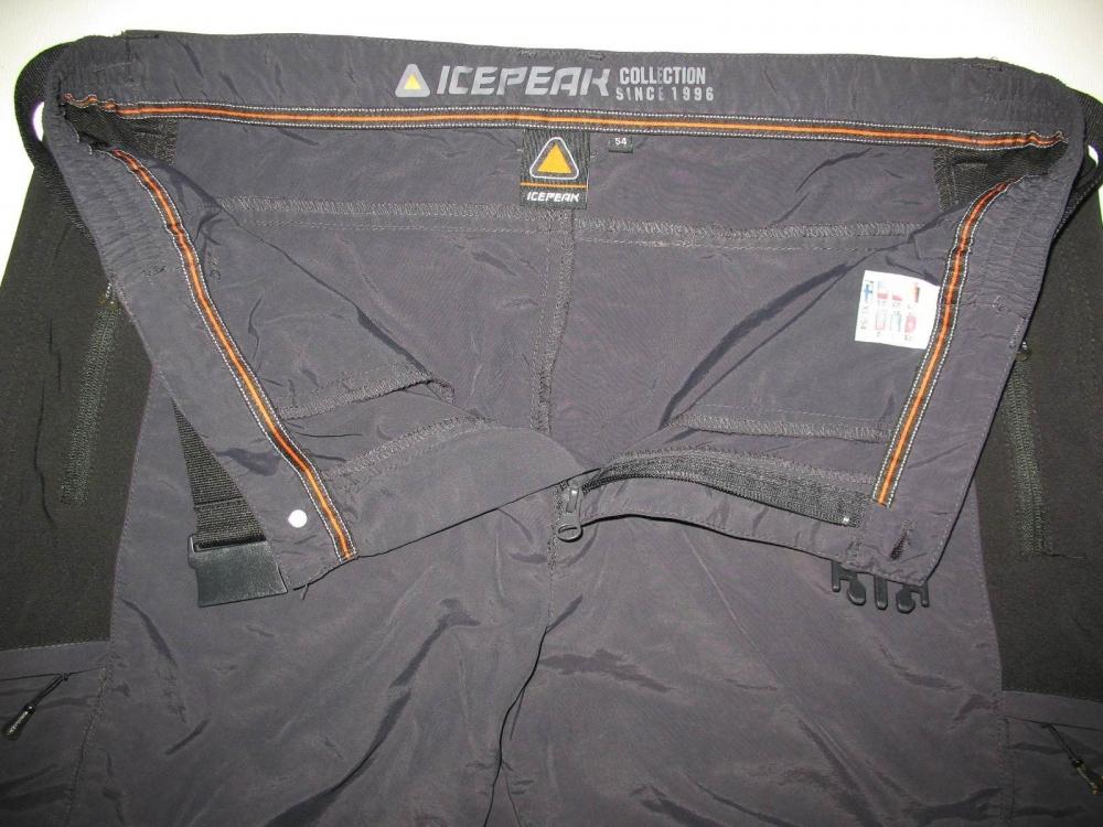 Штаны ICEPEAK Nano-Q outdoor pants (размер 54-XL) - 7