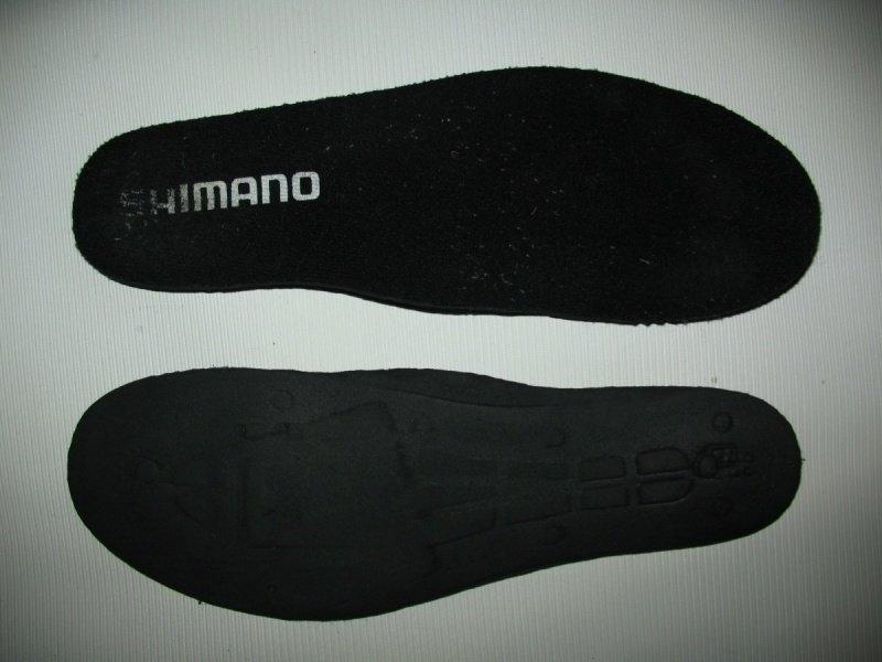 Велотуфли SHIMANO SH-MT31  (размер US5, 5;EU38(на стопу до 238 mm)) - 11