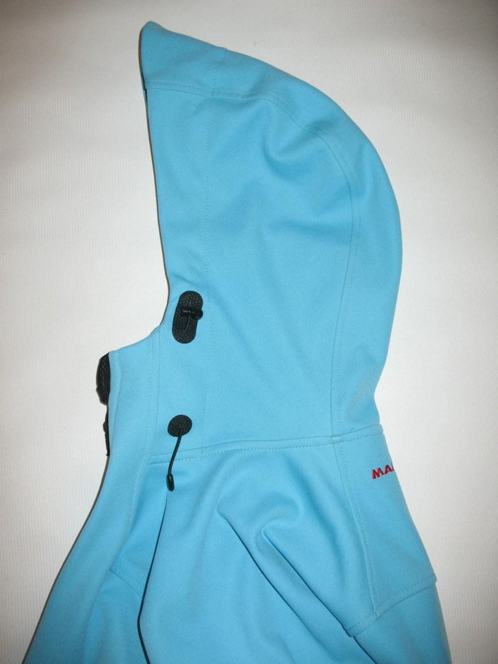 Куртка MAMMUT ultimate hoody lady (размер M) - 5
