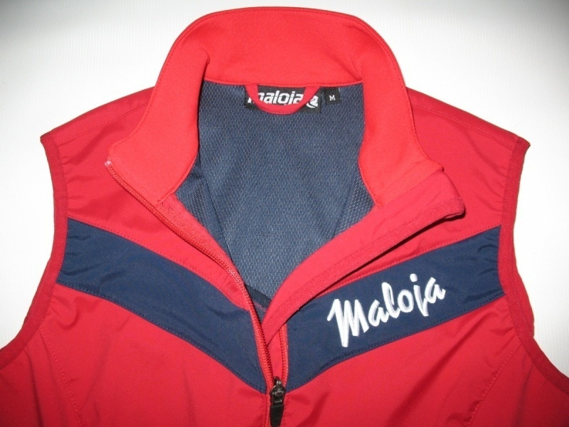 Футболка MALOJA softshell vests lady (размер M) - 2