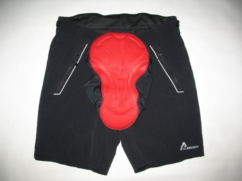 Шорты ALBRIGHT bike shorts (размер 48/M) - 9