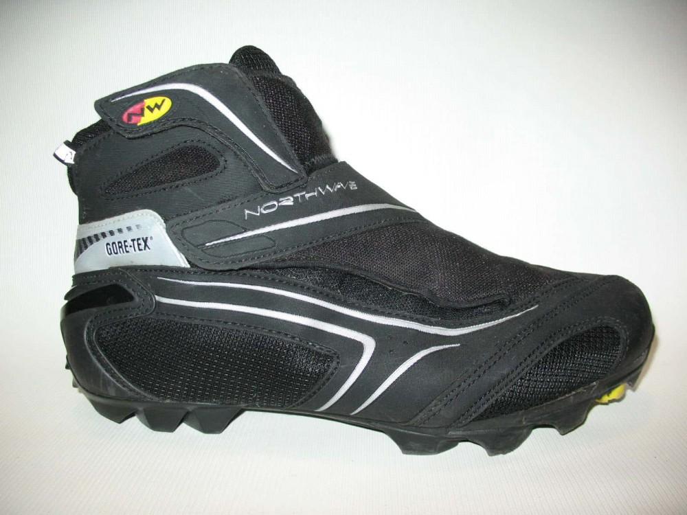 Велотуфли NORTHWAVE winter GTX shoes (размер US10,5;EU43(на стопу до 275 mm)) - 1