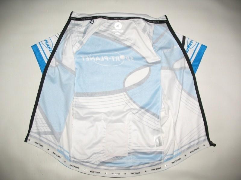 Футболка PACTIMO sport-planet jersey (размер XS) - 4