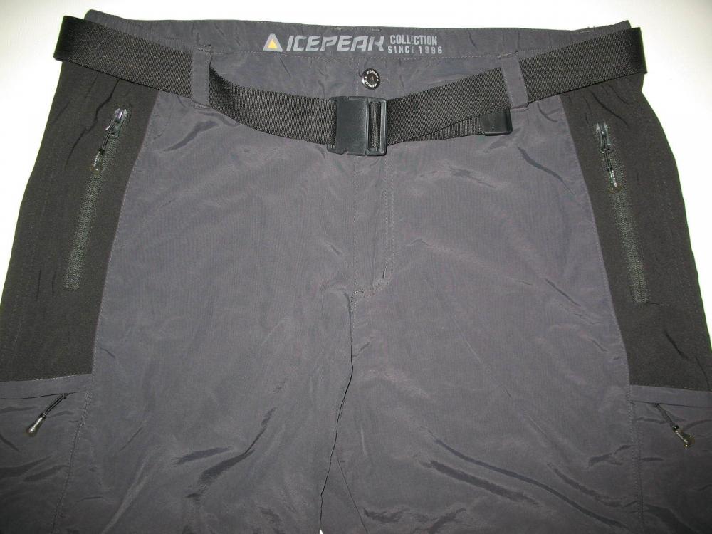 Штаны ICEPEAK Nano-Q outdoor pants (размер 54-XL) - 5
