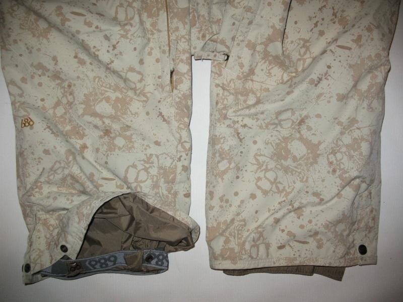 Штаны 686 Mannual Scull  pants  (размер XL) - 9