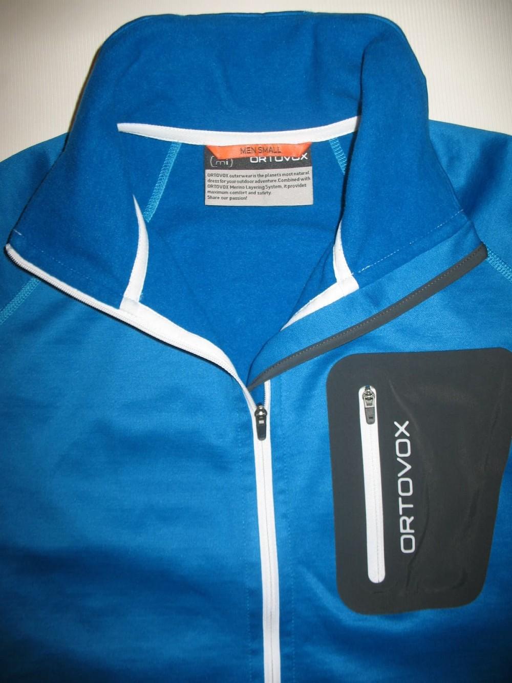 Жилет ORTOVOX merino fleece vest (размер S) - 4