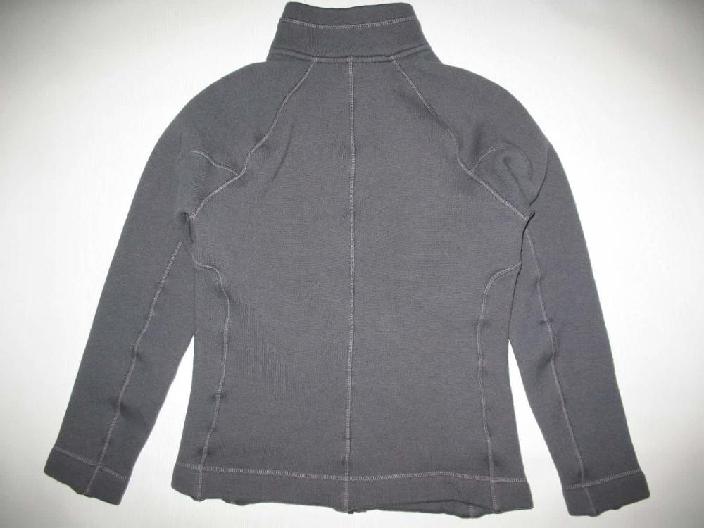 Кофта PEAK PERFOMANCE sup wool jacket lady (размер 36/XS) - 1