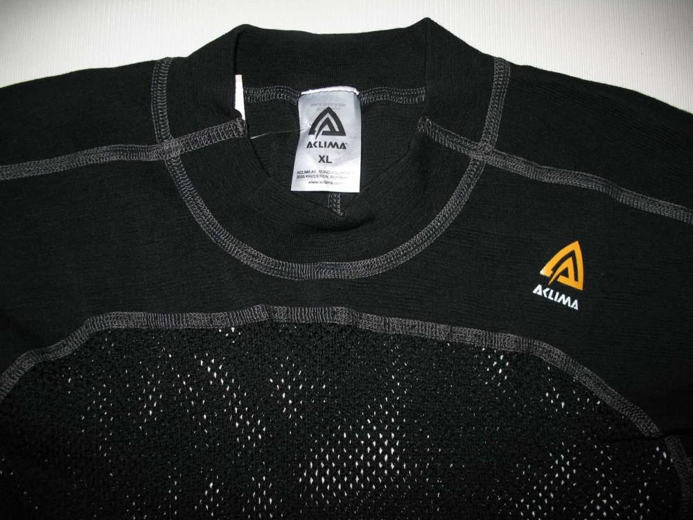 Термобелье ACLIMA 120G soft merino wool jersey (размер XL) - 5