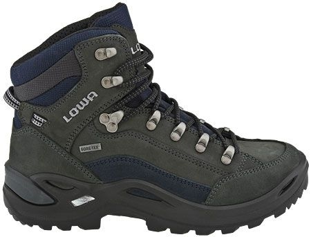 Ботинки LOWA Renegade GTX Mid Ws lady (размер US(L) 8, 5/UK6, 5/EU40(на стопу до 257 mm)) - 1