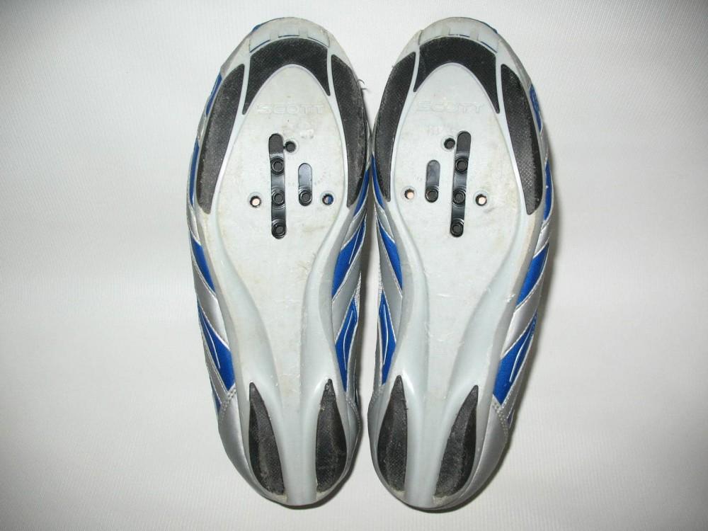 Велотуфли SCOTT road shoes (размер US8,5/UK8/EU42(на стопу 265 mm)) - 6