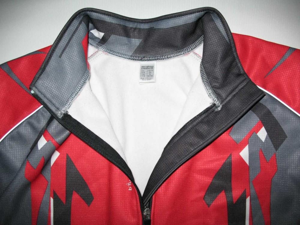 Куртка B'TWIN graphic bike jacket (размер M/L) - 3
