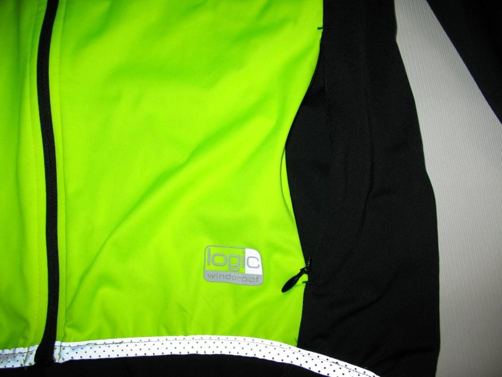 Куртка ODLO mistral logic jacket (размер L) - 5