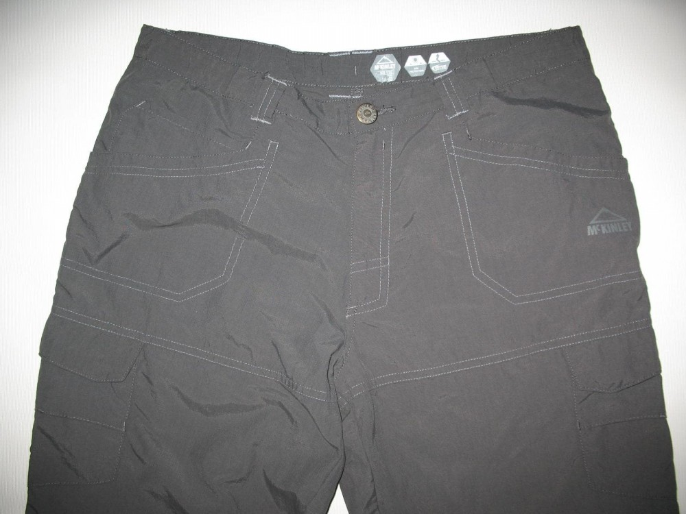 Штаны McKINLEY 2in1 pants lady (размер М) - 4