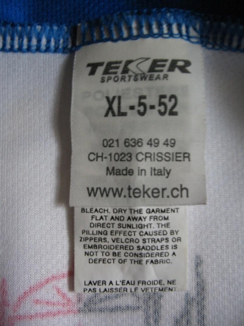 Футболка TEKER gruyere  (размер XL-5-52) - 5