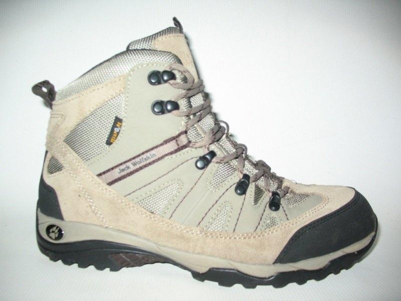Ботинки JACK WOLFSKIN Trailrider texapore O2   (размер UK 6, 5;US 8, 5;EU40(255 mm)) - 1