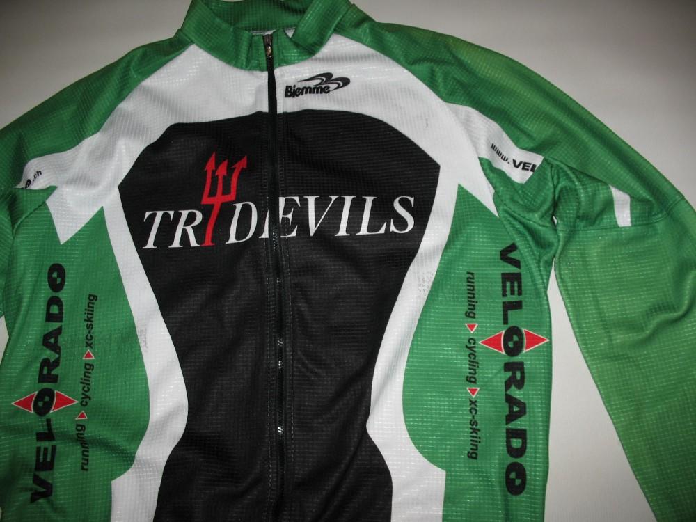 Велокуртка  BIEMME tridevils (размер 6-XXL) - 15