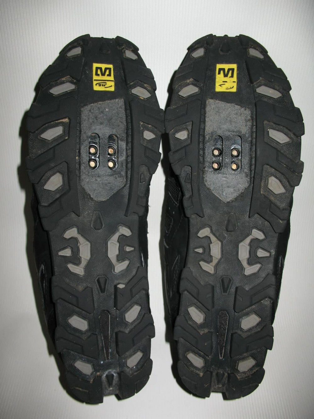 Велотуфли MAVIC alpine mtb shoes (размер US9/UK8,5/EU43(на стопу до 270 mm)) - 7