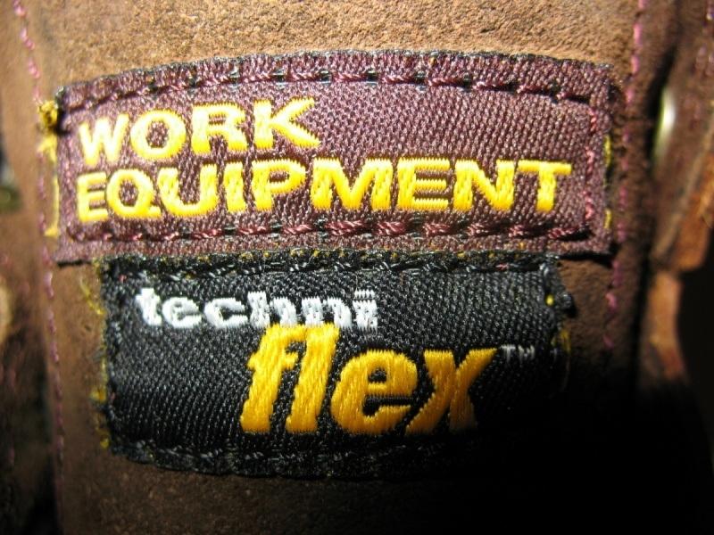 Ботинки CAT techni flex boots (размер UK6/US5/EU38(на стопу до 240mm)) - 11