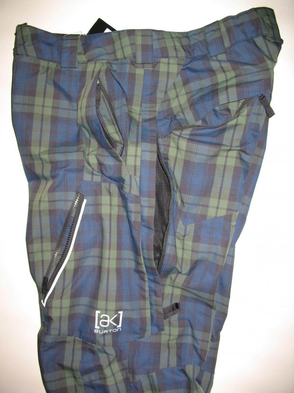 Штаны BURTON stugger AK 2L pants (размер L) - 5
