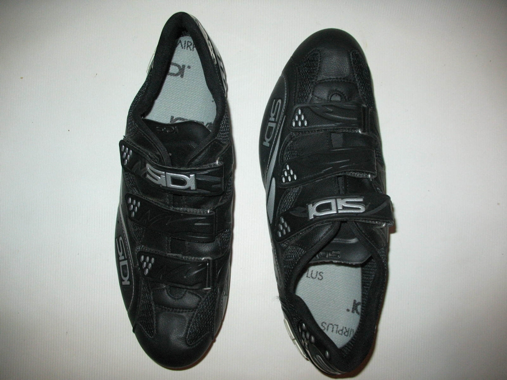 Велотуфли SIDI giau road shoes (размер EU48(на стопу до 305mm)) - 3