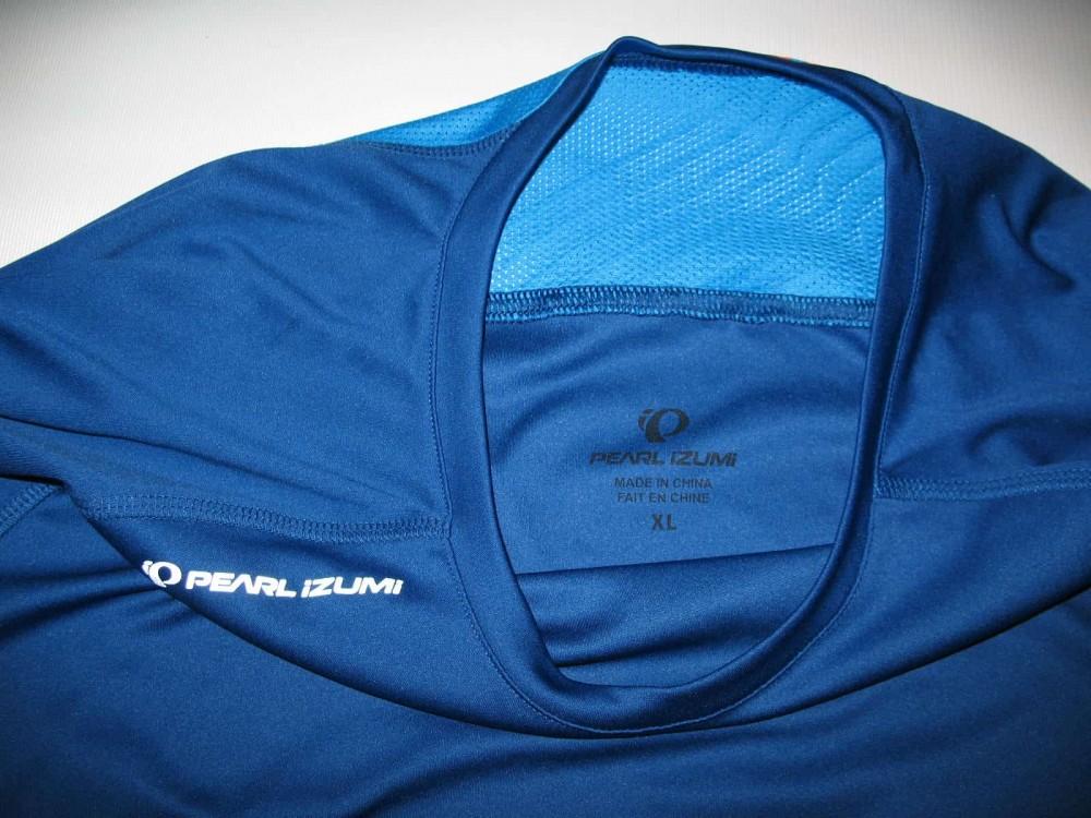 Футболка PEARL IZUMI flash long sleeve shirt (размер XL) - 4