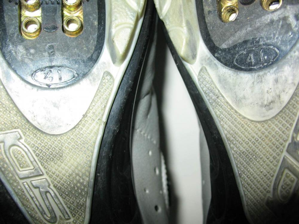 Велотуфли SIDI mtb shoes (размер EU41(на стопу 255mm)) - 9