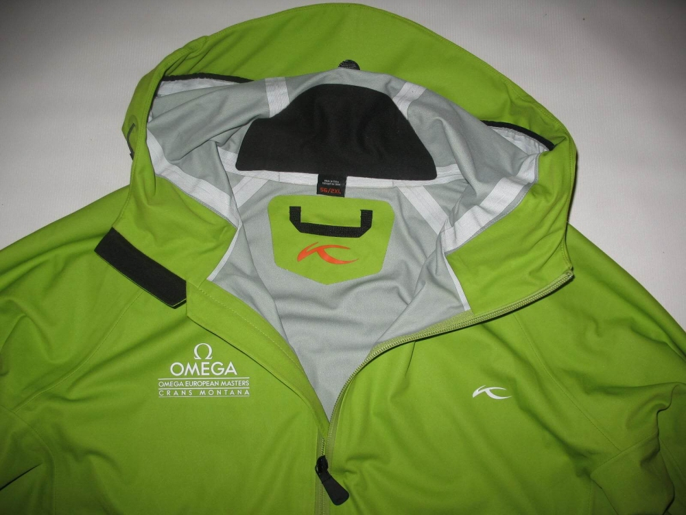 Куртка KJUS fasttrack 3L jacket (размер 56/XXL) - 3