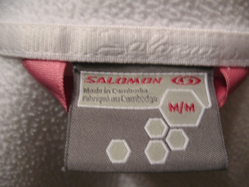 Кофта SALOMON fleece hoodies lady  (размер M) - 5
