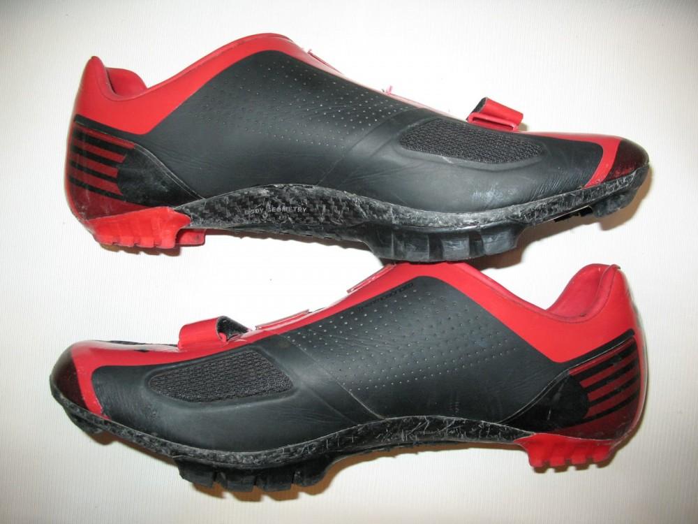 Велотуфли SPECIALIZED s-works xc mtb shoes (размер US12.25/UK11.25/EU46(на стопу до 295 mm)) - 7