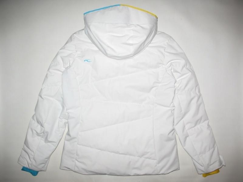 Куртка  KJUS Savvy Down jacket lady  (размер L/M) - 5