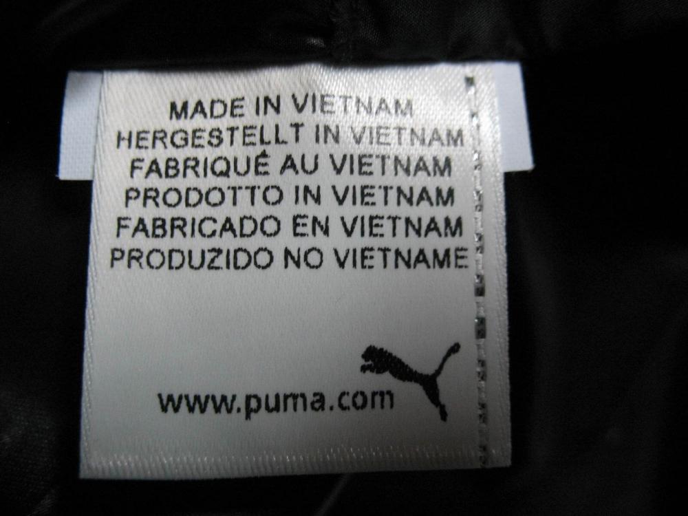 Жилет PUMA wind vest (размер 56-58/XL-XXL) - 7