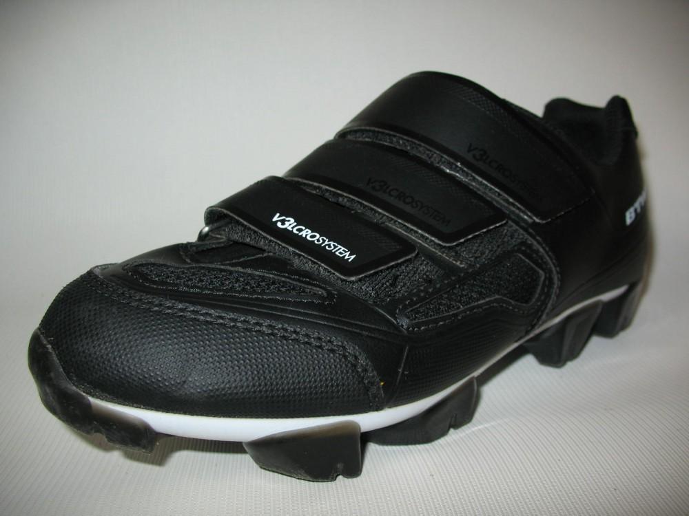 Велотуфли B'TWIN 500 mtb shoes (размер UK5,5/US6/EU39(на стопу до 245 mm)) - 1