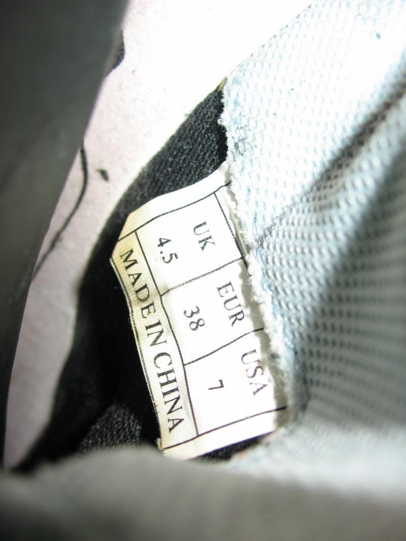 Велообувь LOUIS GARNEAU Monte Rosa ERGOgrip lady (размер UK4, 5;US7;EU38(на стопу 238 mm)) - 11