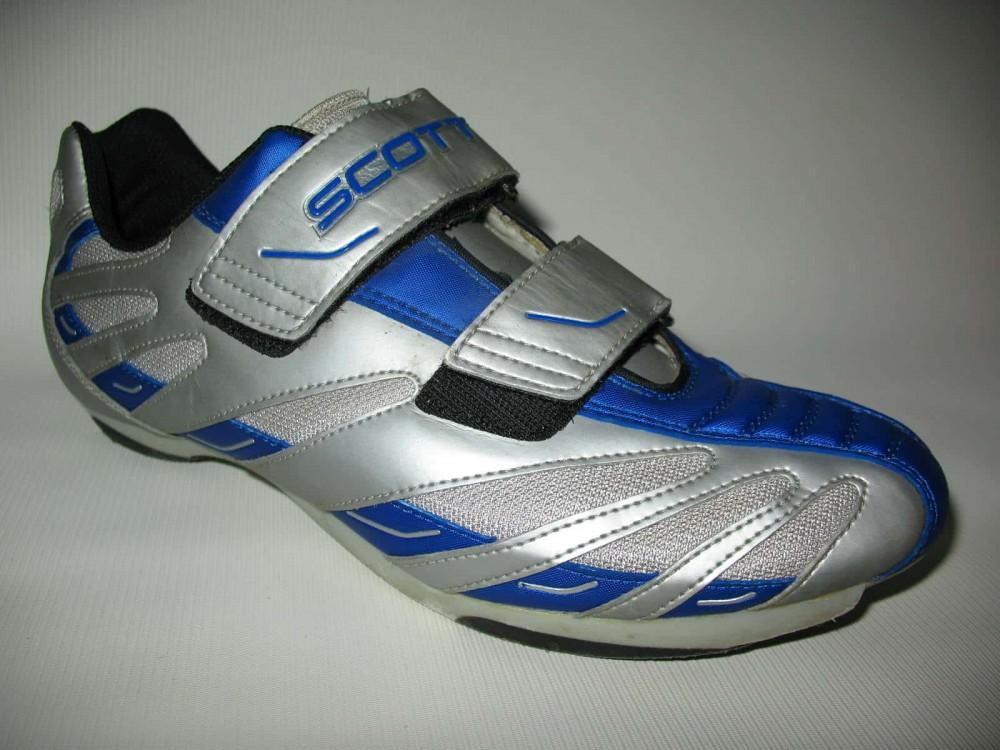 Велотуфли SCOTT road shoes (размер US8,5/UK8/EU42(на стопу 265 mm)) - 2