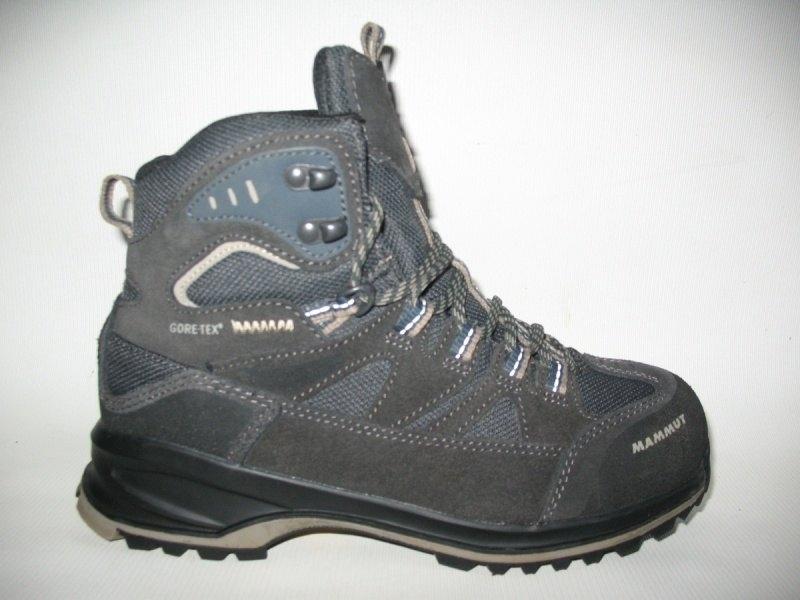 Ботинки  MAMMUT teton GTX lady (размер UK5/US6, 5/EU38(на стопу 240mm)) - 1