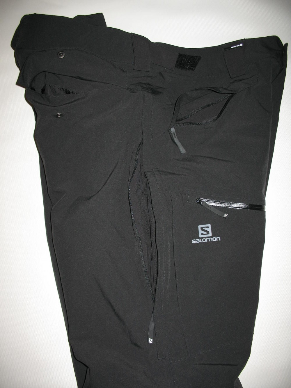 Штаны SALOMON chill out bib pant (размер XXL) - 7