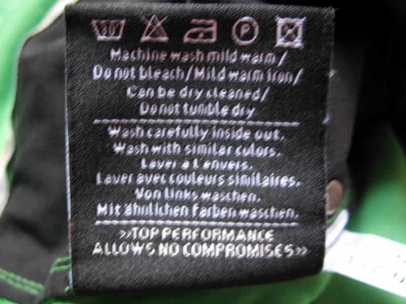 Штаны KJUS outdoor pants (размер 48-S/M) - 12