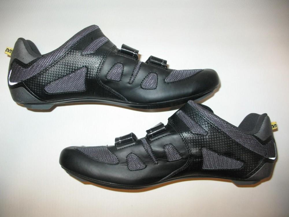 Велотуфли MAVIC avenir road cycling shoes (размер UK11/US11.5/EU46(на стопу до 295 mm)) - 6