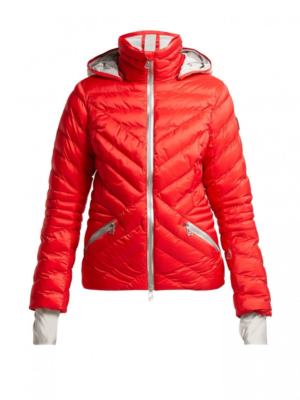 Куртка TONI SAILER clementine quilted ski jacket lady (размер 36/S) - 13
