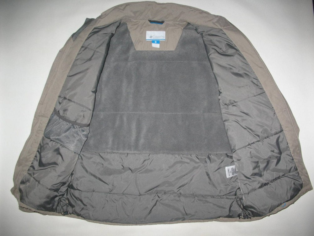 Куртка COLUMBIA omni shield warm jacket (размер L/XL) - 4