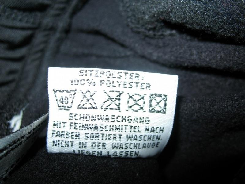 Штаны CRANE bike pants (размер S/unisex) - 4