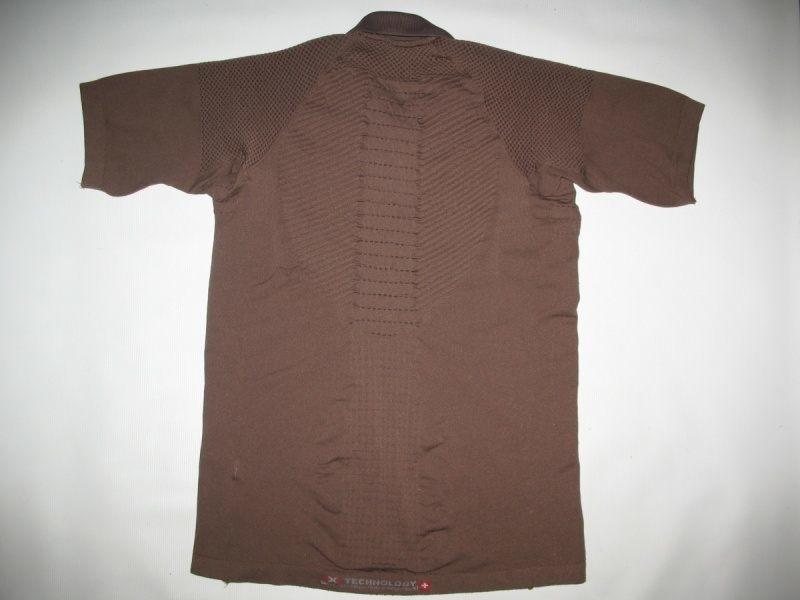 Футболка X-BIONIC outdoor polo shirt 2. 0 (размер L) - 1
