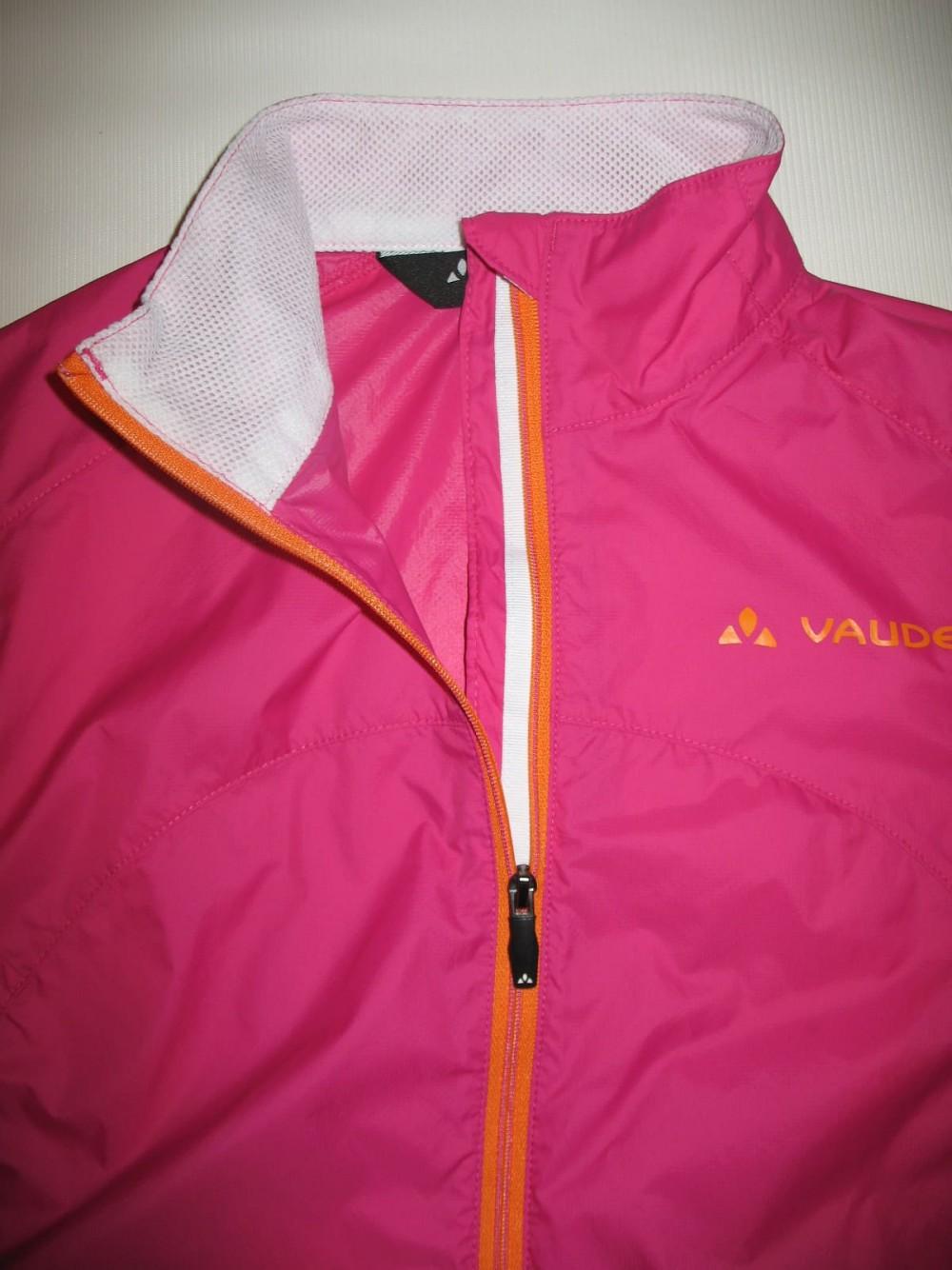 Куртка VAUDE air ll jacket lady (размер 34-XXS/XS) - 4