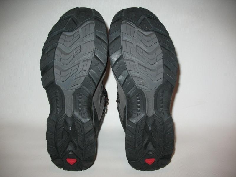 Ботинки SALOMON Quest 4D GTX ((размер US9/UK8, 5/EU43(на стопу до 270 mm))) - 10