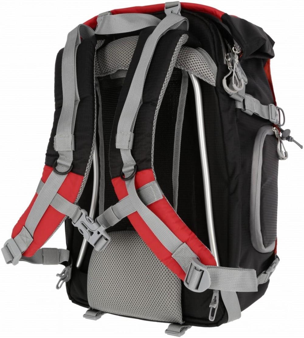 Рюкзак ROLLEI traveler canyon M red - 8