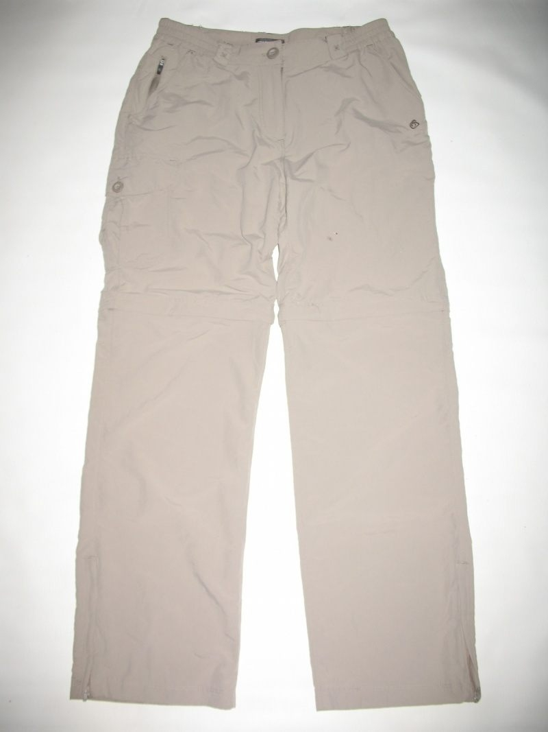 Штаны CRAGHOPPERS Nosilife Convertible Zip-Off Travel Trousers lady (размер 38/M) - 1