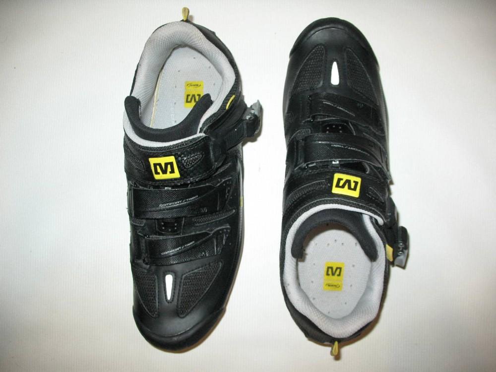 Велотуфли MAVIC rush mtb shoes (размер US9/UK9,5/EU43,5(на стопу до 275 mm)) - 5