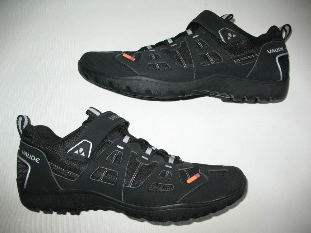 Велотуфли VAUDE kelby TR bike shoes (размер US9/UK9,5/EU43,5(на стопу +-290 mm)) - 4