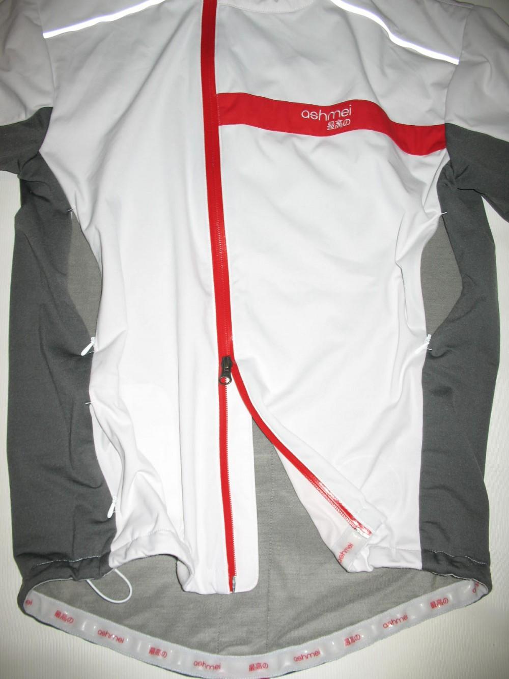 Куртка ASHMEI softshell jacket (размер M) - 4